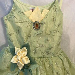 Disney Princess Tiana dress